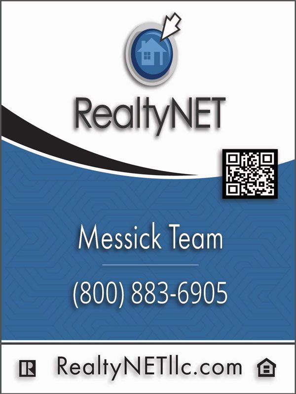 Realty Net For Sale Sign